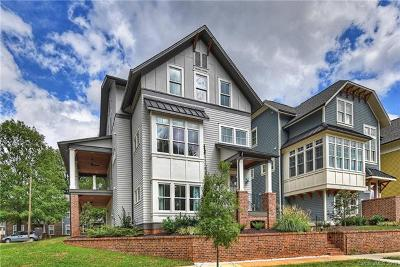 Charlotte Single Family Home For Sale: 1415 Main Street