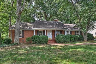 Charlotte Single Family Home For Sale: 4634 Emory Lane