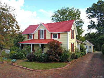 Jackson County Single Family Home For Sale: 1327 Webster Road