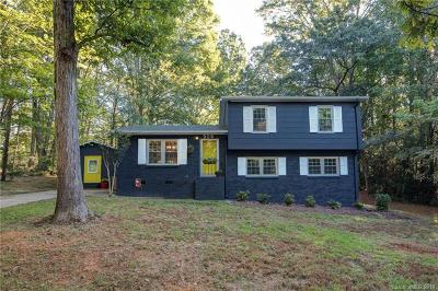 Waxhaw NC Single Family Home For Sale: $227,500