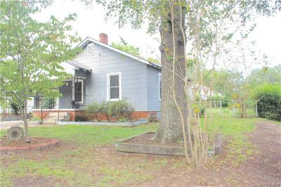Kannapolis Single Family Home Under Contract-Show: 520 Evelyn Avenue