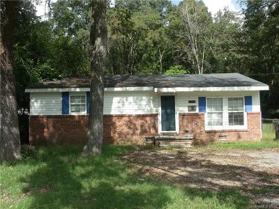 Rock Hill Single Family Home For Sale: 721 Stonewall Court