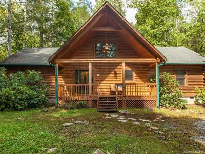 Lake Lure NC Single Family Home Under Contract-Show: $425,000