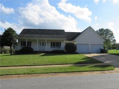 Cleveland County Single Family Home For Sale: 100 Tall Pine Drive