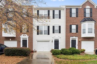 Charlotte Condo/Townhouse For Sale: 976 Tiger Lane