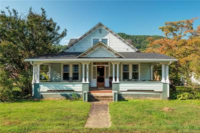 Hot Springs NC Single Family Home For Sale: $350,000