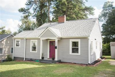 Charlotte Single Family Home For Sale: 1209 Bethel Road