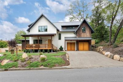 Asheville Single Family Home Under Contract-Show: 133 Wellington Street