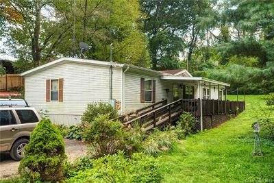 Asheville Single Family Home For Sale: 39 Edwards Street