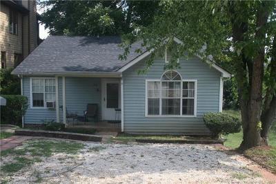 Single Family Home For Sale: 316 Frazier Avenue