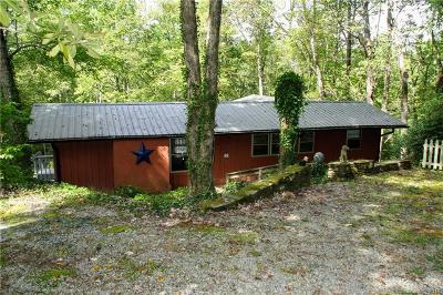 Transylvania County Single Family Home Under Contract-Show: 69 Coyote Road #64