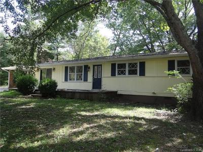 Tryon NC Single Family Home For Sale: $139,900