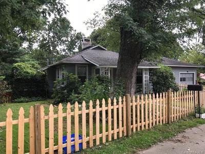Weaverville Single Family Home For Sale: 170 Central Avenue