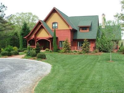Tryon NC Single Family Home For Sale: $985,000
