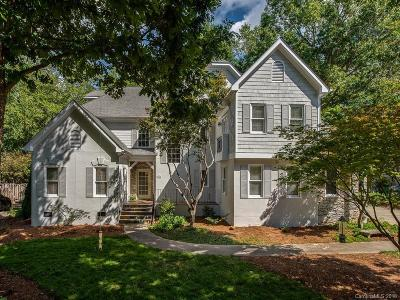 Charlotte Single Family Home Under Contract-Show: 6623 Wynfaire Lane