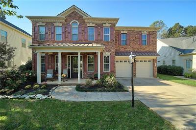 Single Family Home For Sale: 9315 Hanlin Court