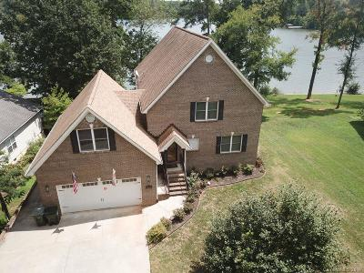 Clover, Lake Wylie Single Family Home For Sale: 5600 Riverfront Road