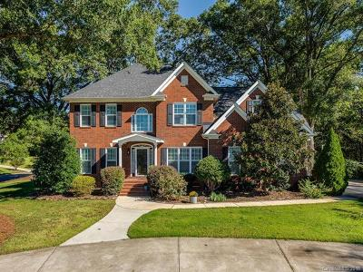 Matthews Single Family Home For Sale: 301 Leahy Mill Court