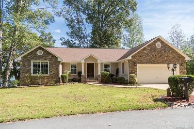 Sherrills Ford Single Family Home For Sale: 3568 Bay Pointe Drive