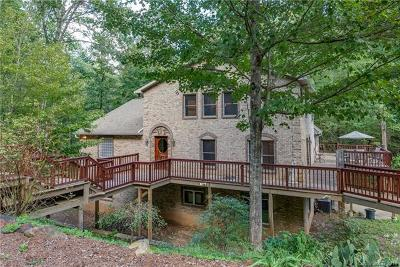 Mill Spring Single Family Home For Sale: 937 Ostin Creek Trail