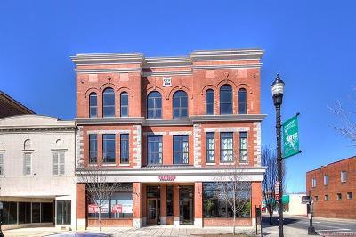 Gastonia Condo/Townhouse Under Contract-Show: 100 W Main Avenue #404