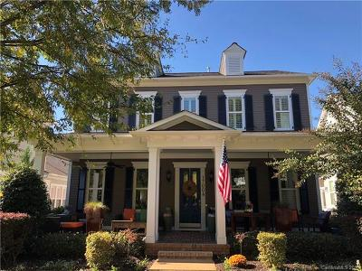 Charlotte Single Family Home For Sale: 17004 Red Cow Road