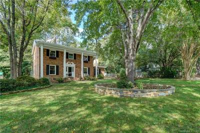 Charlotte Single Family Home For Sale: 1511 Worcaster Place