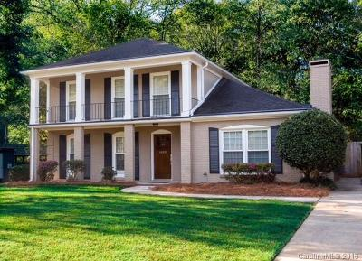 Single Family Home For Sale: 6800 Valley Haven Drive