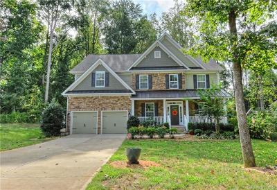 Mint Hill Single Family Home For Sale: 7526 Snowbird Court
