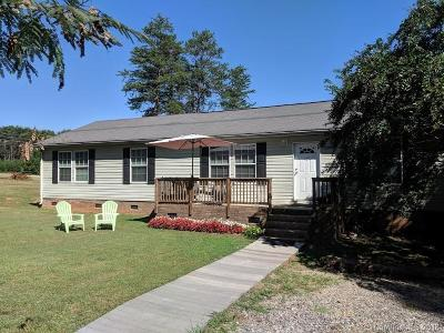 Mooresville NC Single Family Home For Sale: $169,900