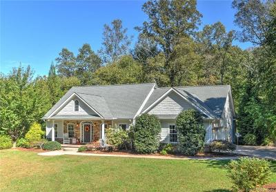 Fletcher Single Family Home Under Contract-Show: 100 Kristy Cabe Drive