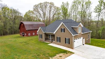 Statesville Single Family Home For Sale: 1579 Jennings Road