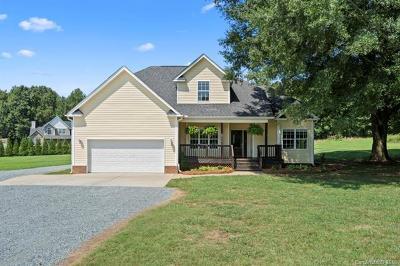 Waxhaw Single Family Home For Sale: 5811 Bigham Road