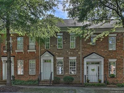Mooresville Condo/Townhouse Under Contract-Show: 133 Singleton Road