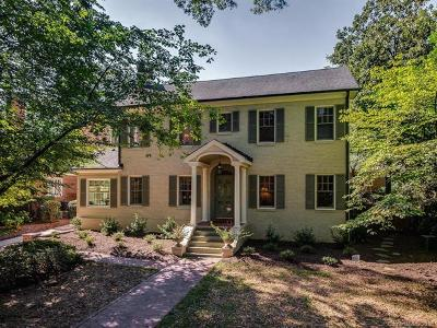 Southpark, Myers Park Single Family Home For Sale: 2018 Radcliffe Avenue