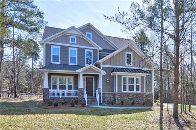 Huntersville Single Family Home For Sale: 12522 Asbury Chapel Road