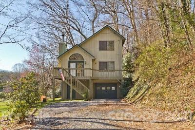 Waynesville Single Family Home For Sale: 315 Dolan Road