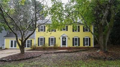 Single Family Home For Sale: 2609 Briar Ridge Drive