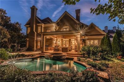 Cornelius Single Family Home For Sale: 18706 Peninsula Cove Lane