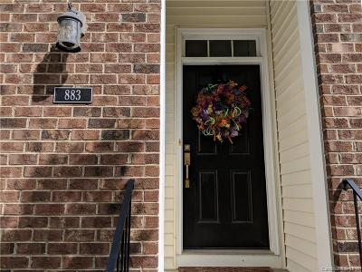 Skybrook Condo/Townhouse Under Contract-Show: 883 Windy Falls Drive