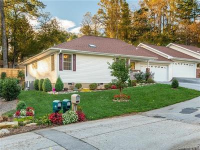 Hendersonville Condo/Townhouse For Sale: 194 Allen Paul Drive