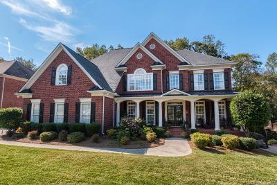 Huntersville Single Family Home For Sale: 9831 Coley Drive