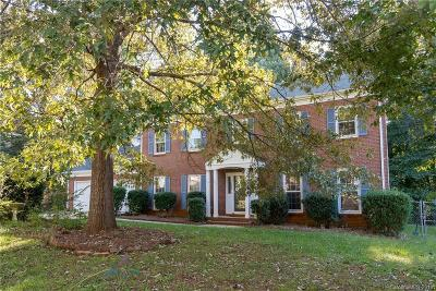 Charlotte NC Single Family Home Under Contract-Show: $219,500