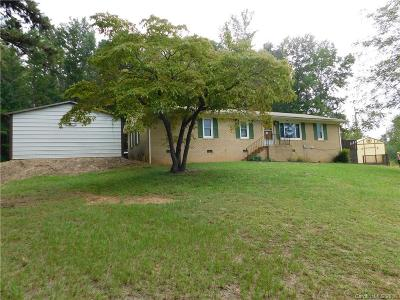 Stanly County Single Family Home Under Contract-Show: 802 Club House Road