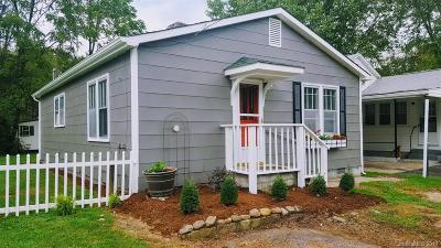 Waynesville Single Family Home Under Contract-Show: 301 Meadow Street