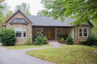 Hendersonville Single Family Home Under Contract-Show: 134 Buckeye Drive
