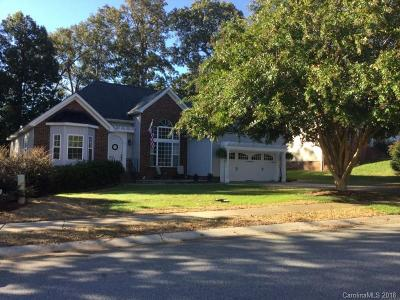 Mooresville Single Family Home Under Contract-Show: 122 Harbor Cove Lane