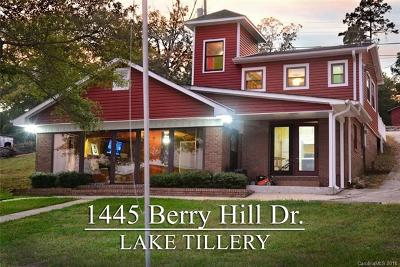 Stanly County Single Family Home For Sale: 1445 Berry Hill Drive #835 &amp