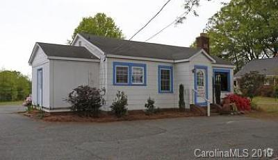 Mooresville Commercial For Sale: 231 W Plaza Drive