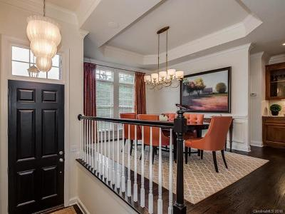 Charlotte Condo/Townhouse For Sale: 7750 Springs Village Lane
